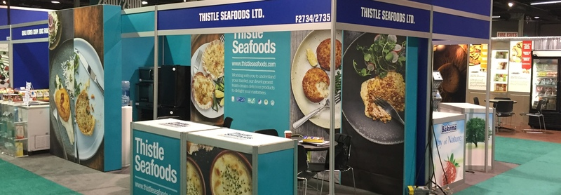 Thistle Seafoods at PLMA Chicago 2016 image